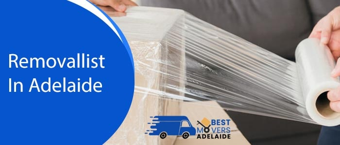 Removallist in Adelaide